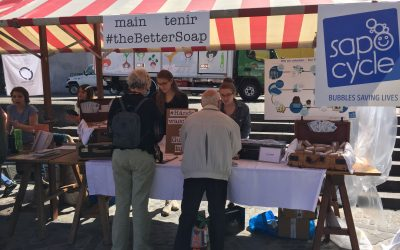 We were present at the Eco.festival in Basel