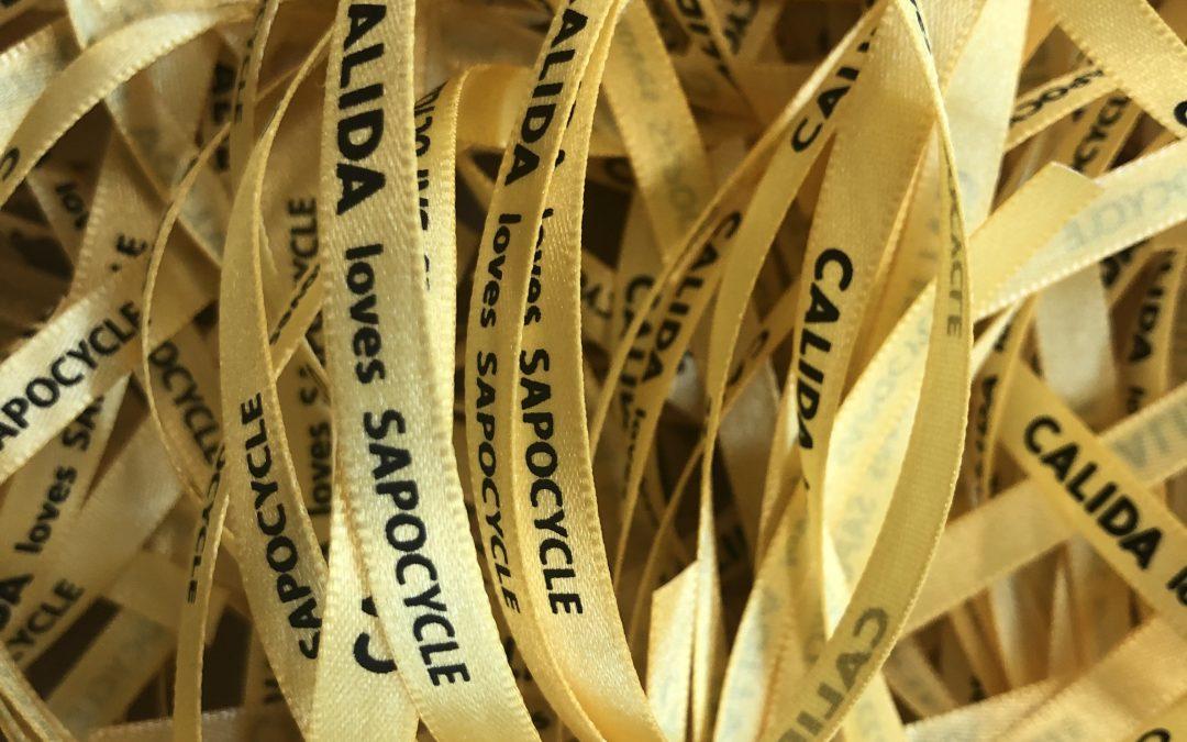"""""""CALIDA loves SapoCycle"""" Campaign"""