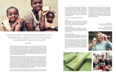 Basel Magazine talks about SapoCycle