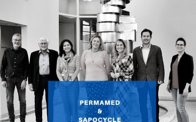 Permamed and SapoCycle come together to take the soap recycling program one step further