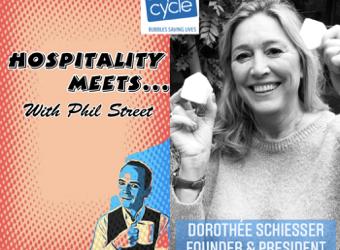 Un entretien approfondi avec Hospitality rencontre … avec Phil Street.
