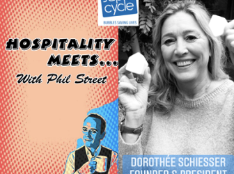 An in-depth interview with Hospitality meets … with Phil Street.